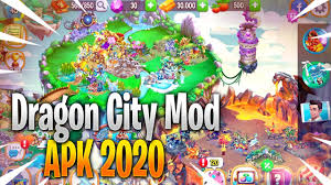 DRAGON CITY MOD APK v10.8(Unlimited Gold/Gems/Food/Money)