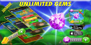 unlimited gems